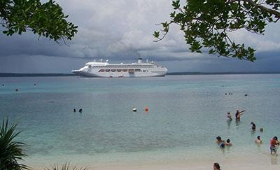 Cruise 2 - Lifou, New Caledonia