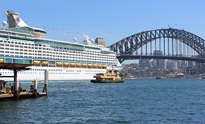 Cruise 3 Sydney