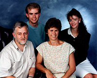 Phillips family 1992