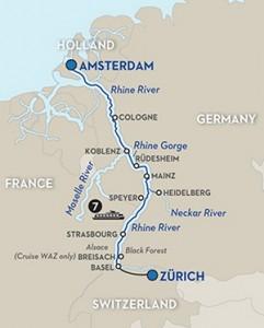 River Cruise Avalon
