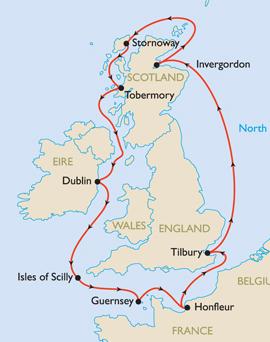 British Isles Discovery