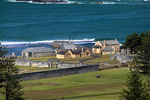 Norfolk Island convict settlement