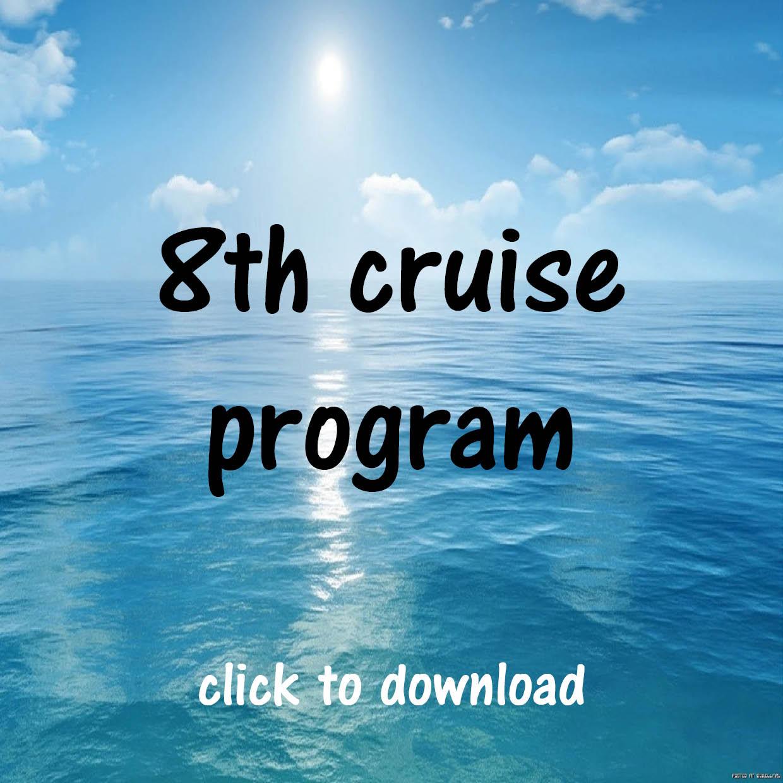 8th-cruise program-graphic