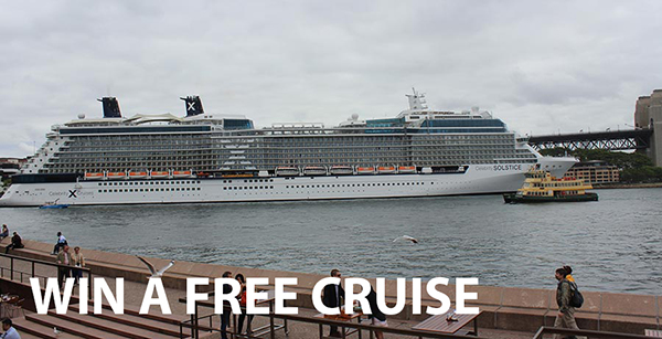 Solstice win a cruise b