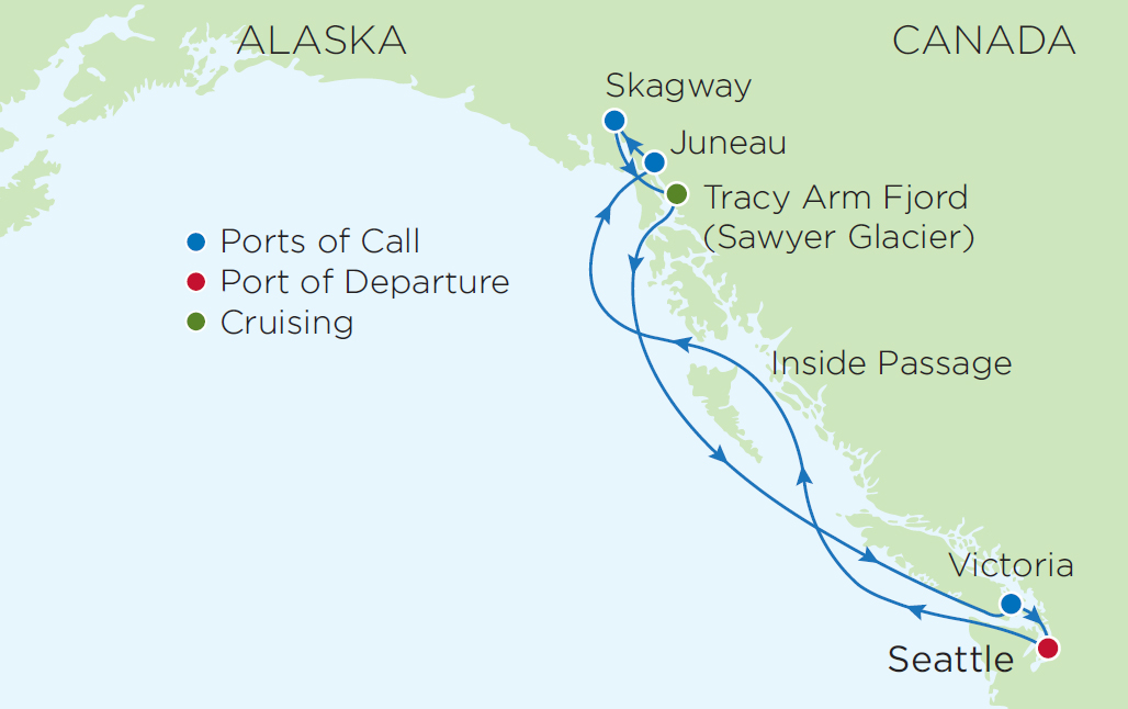 From RCI brochure-Alaska Mar2017